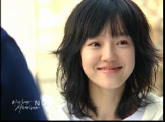 Джульетта корейского кинематографа с чувственным взглядом, наполненным одиночества и веры