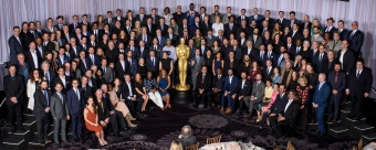Nominees for the 89th Oscars® were celebrated at a luncheon held at the Beverly Hilton, Monday, February 6, 2017. The 89th Oscars will air on Sunday, February 26, live on ABC.